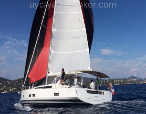 Beneteau Oceanis 55 AYC - Oceanis 55