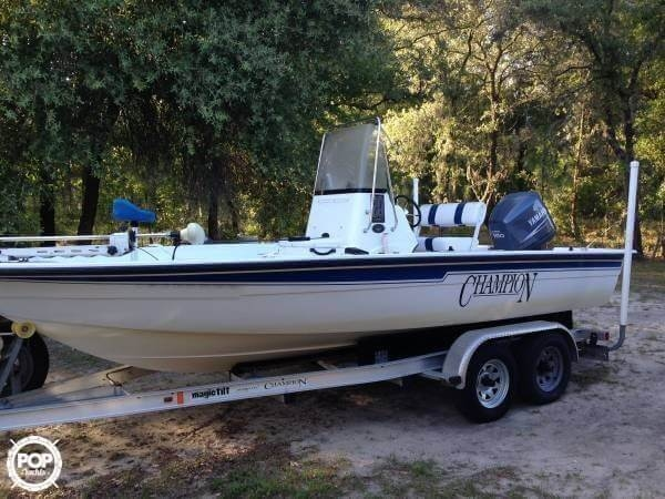 Champion Boats 20 Sea Champ 2005 Champion 20 Sea champ for sale in Dunnellon, FL