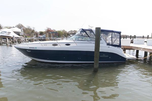 Rinker 342 Express Cruiser Profile
