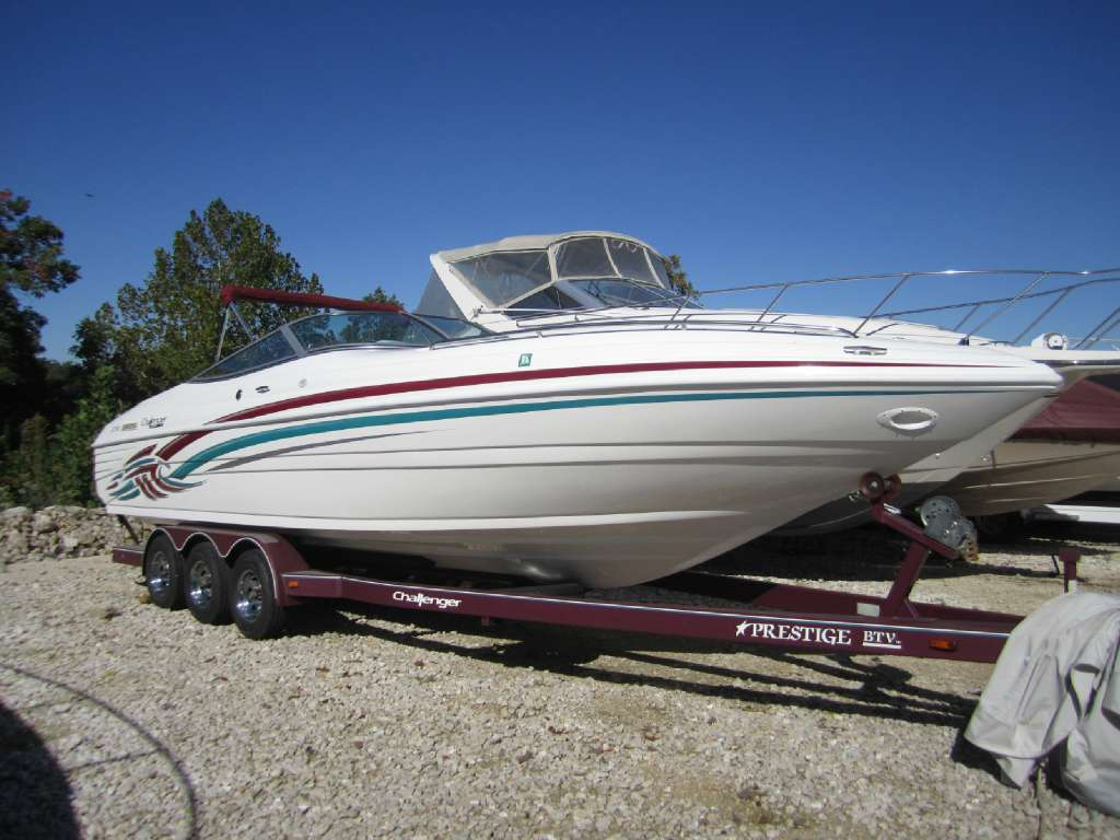 Challenger Boats Z302