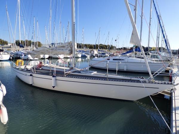 Bianca Yachts of Scandinavia Aphrodite 101