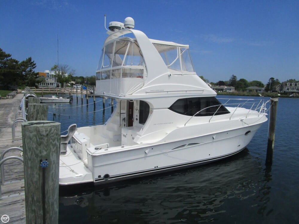 Silverton 36 Convertible 2010 Silverton 36 Convertible for sale in Southampton, NY
