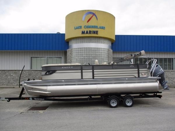 Crest Pontoon Boats II 230 SLR2