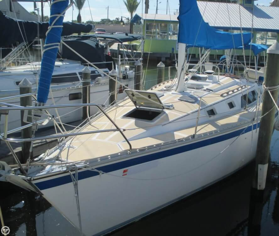 Hunter 34 1985 Hunter 34 for sale in Venice, FL