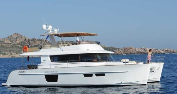 Fountaine Pajot Queensland 55 Charter version Queensland 55