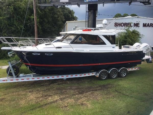 Cutwater 302 Sport Coupe
