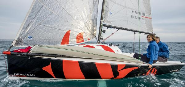 Beneteau First 18 Manufacturer Provided Image