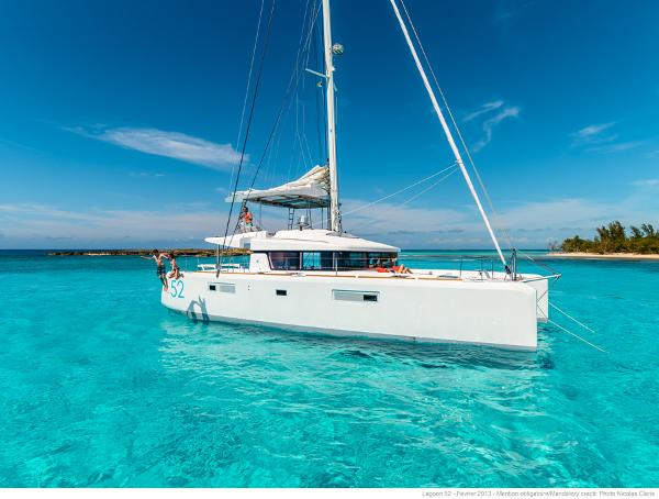 Lagoon 52 Manufacturer Provided Image: Lagoon 52