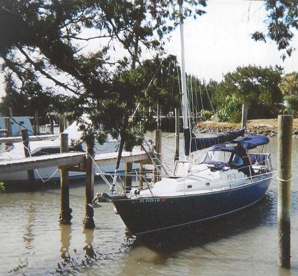 Pearson Coastal 30
