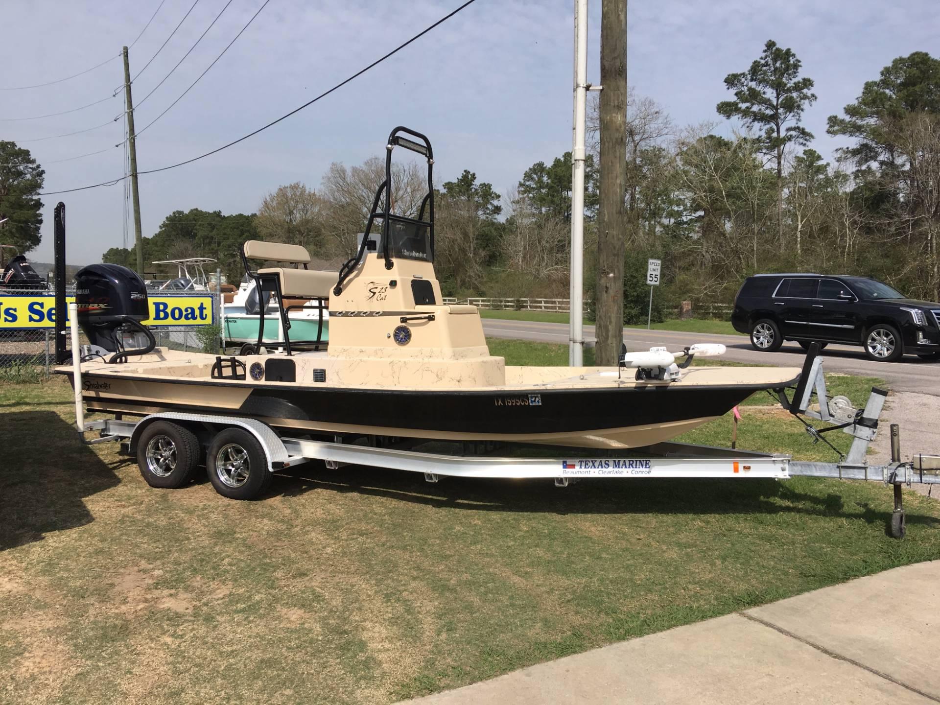 Shoalwater Boats 23 Cat