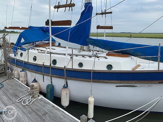 Westsail Westsail 32 1975 Westsail 32 for sale in Wadmalaw Island, SC