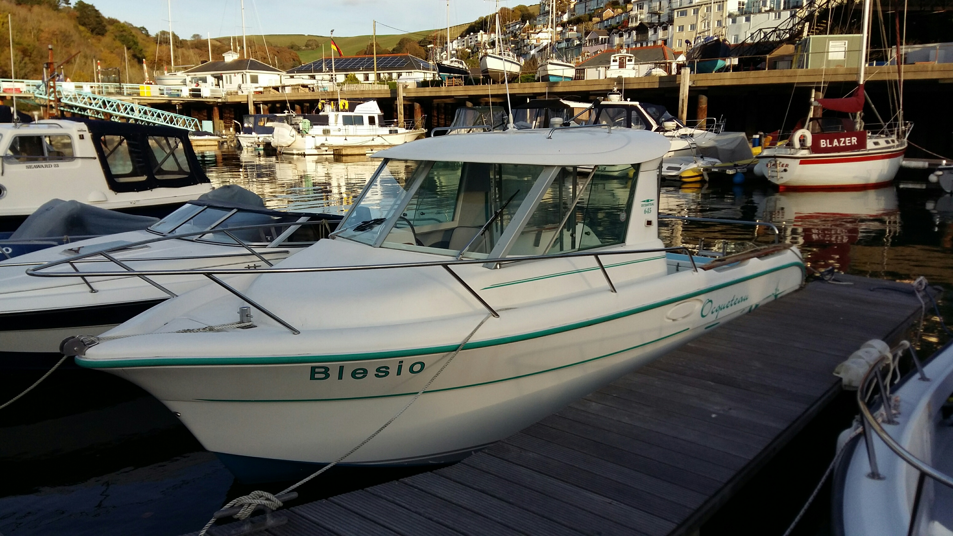 Ocqueteau 645 Ocqueteau 645 - For Sale £19,950.00