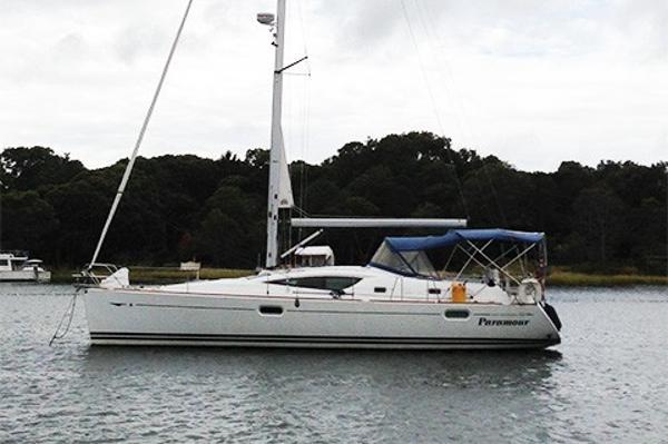 Jeanneau Sun Odyssey  42 DS Profile