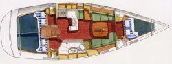 Layout - 3 cabin