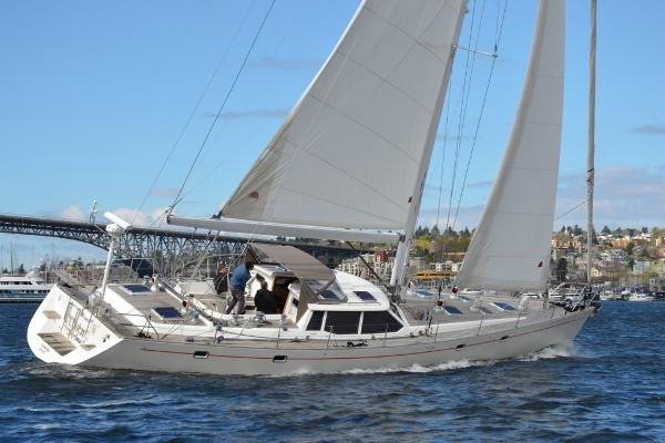Farr 60 Pilothouse Sailing