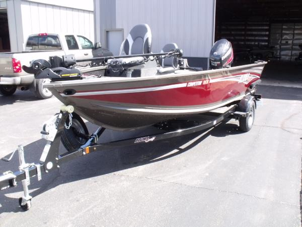 Alumacraft Competitor 165CS