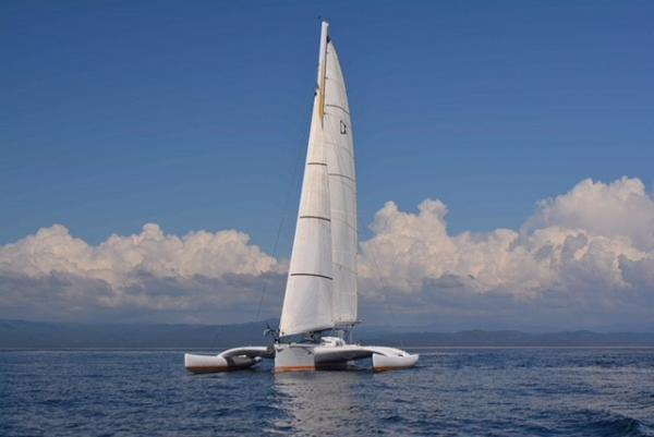 Mirage Yachts Newick Traveler 50