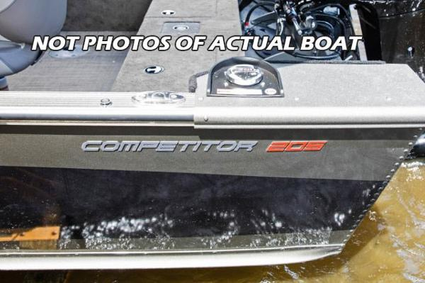 Alumacraft Competitor 205SP