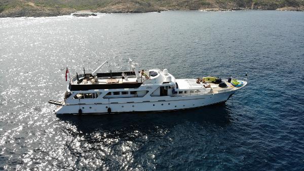 Benetti 30 Actual Vessel