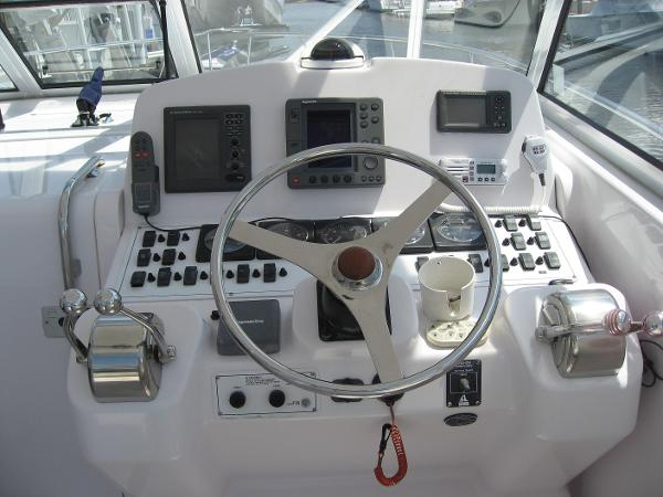 Main Helm Controls