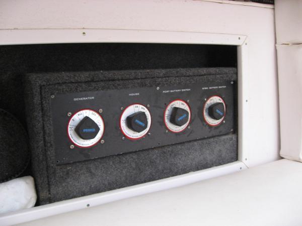 Generator / Battery Panel