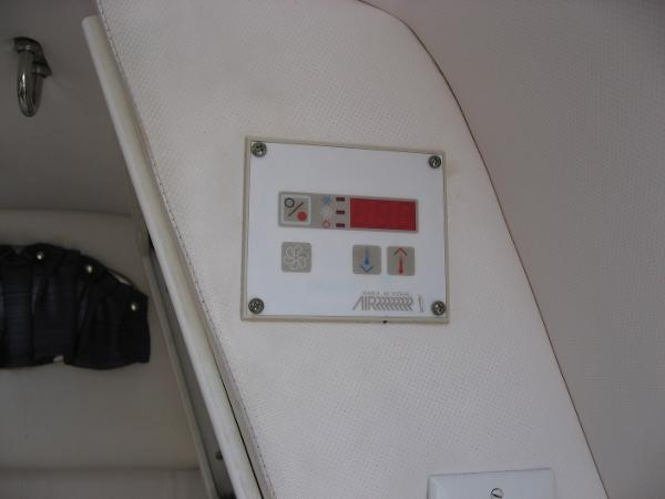 A/C Thermostat Panel