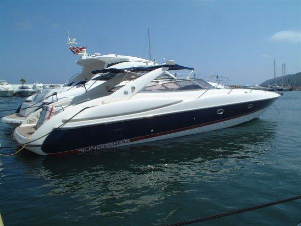 Sunseeker Superhawk 48 Main Image