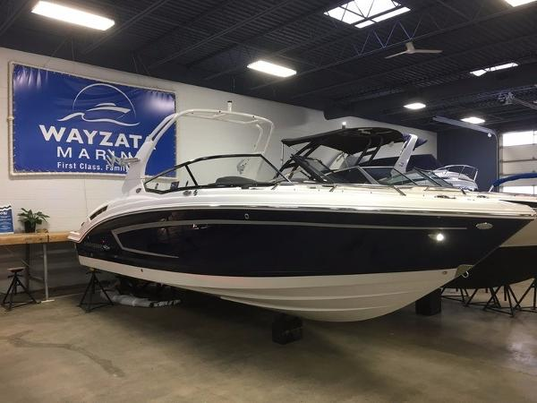 Chaparral 257 SSX Surf Gate