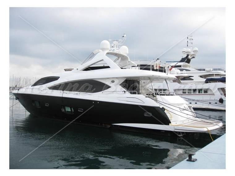 Sunseeker Sunseeker 88 Yacht