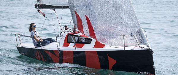 Beneteau First 24 Manufacturer Provided Image