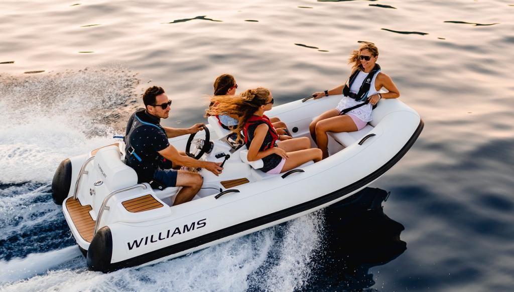 Williams 325 Turbojet Iconic neu 2019