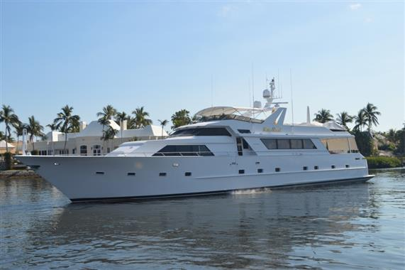 Broward Raised Pilothouse Motor Yacht