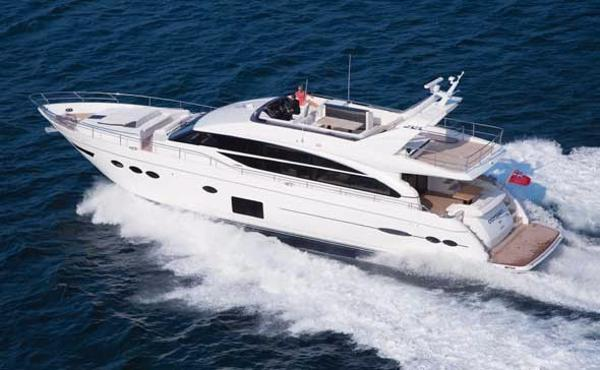 Princess 82 Princess 82 -- Sister Yacht