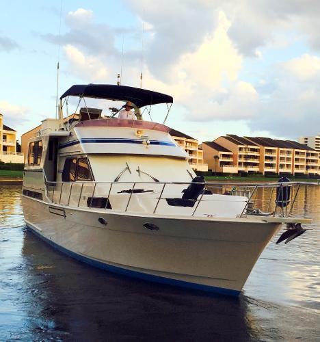 Med Yacht 56 Monte Christo