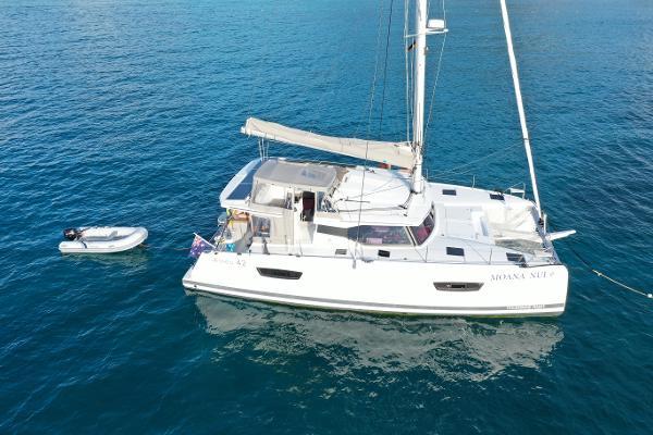 Fountaine Pajot Catamaran Astrea 42