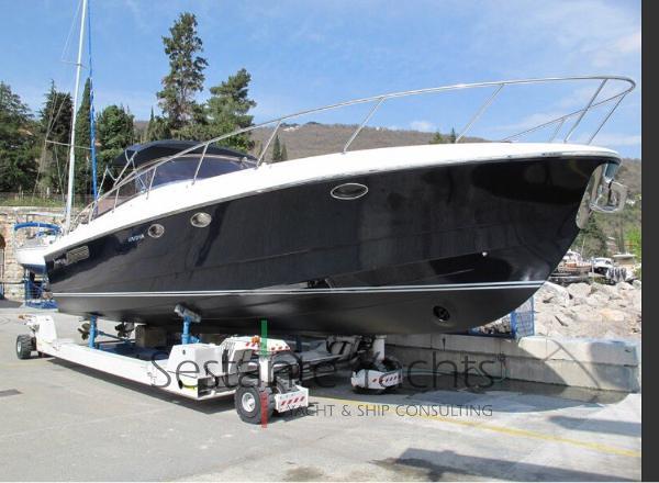 Italcraft SARIMA Sarima 38 2007 - Sestante Yachts