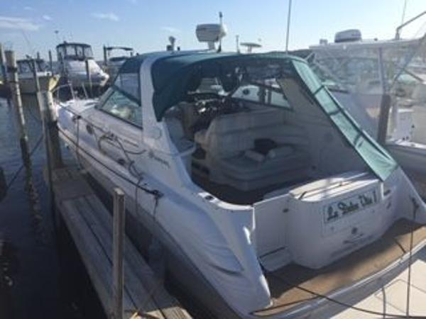 Sea Ray 330 New Motors Warranty Till 2021