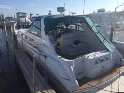 Sea Ray 330 New Motors Warranty Till 2021