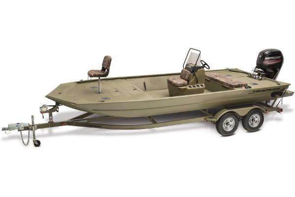 Tracker Grizzly 2072 Center Console