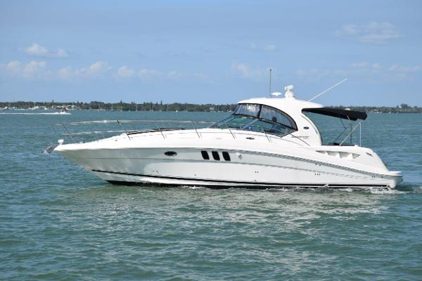 Sea Ray Sundancer with Cummins 425hp