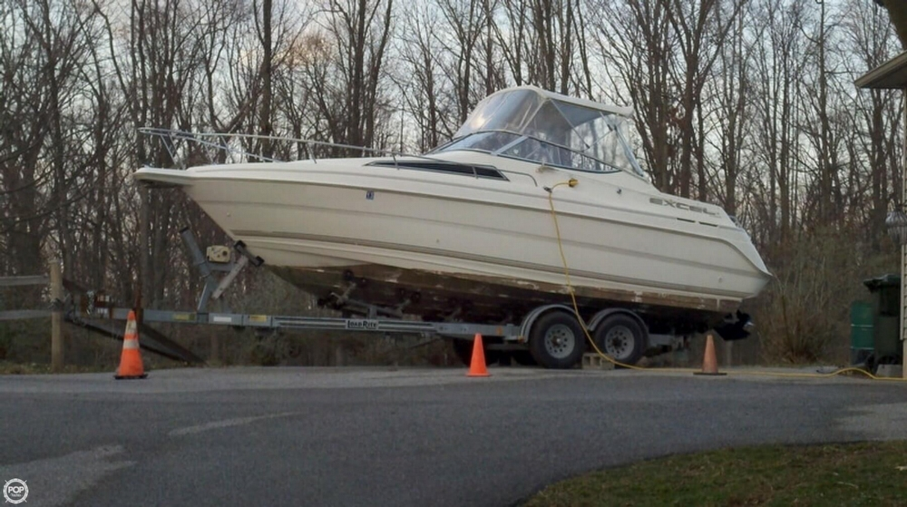 Wellcraft Excel Se 26 1995 Wellcraft Excel 26 SE for sale in Perryville, MD