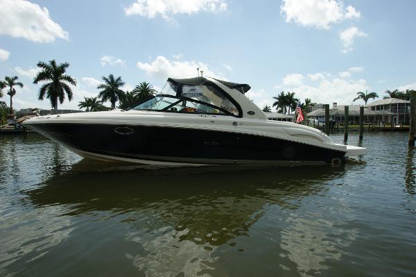 Sea Ray 290 Select EX (SLX) Port Profile