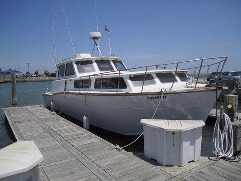 Seaway Trawler