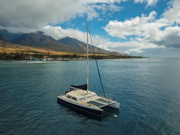 Custom Searunner 64 Day Charter Passenger Catamaran Trilogy 1 Charter Catamaran