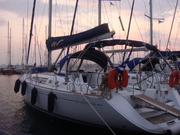 Jeanneau Sun Odyssey 49 Jeanneau Sun Odyssey 49 - Sailing Yacht