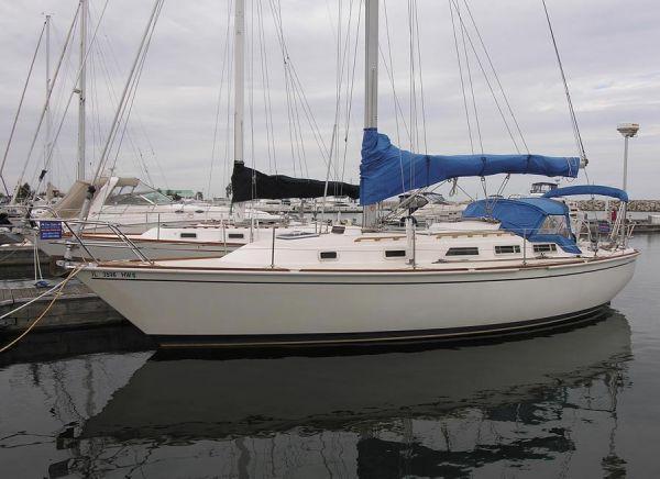 Pearson 36 Mk Ii Dockside