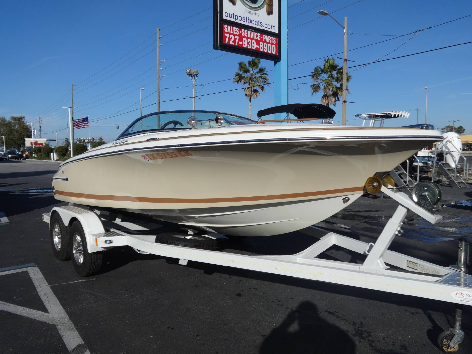 Chris-Craft Lancer Woody