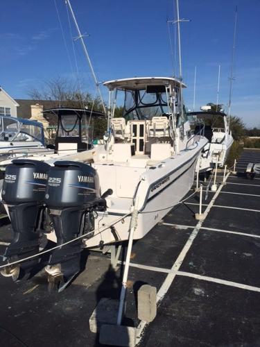Grady-White Sailfish 272