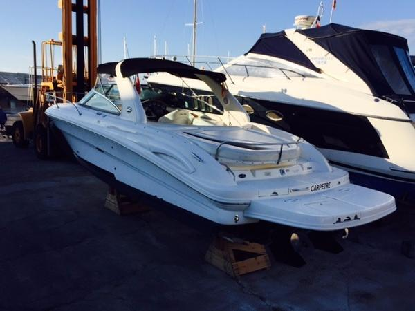 Sea Ray 290 Sun Sport Carpetre