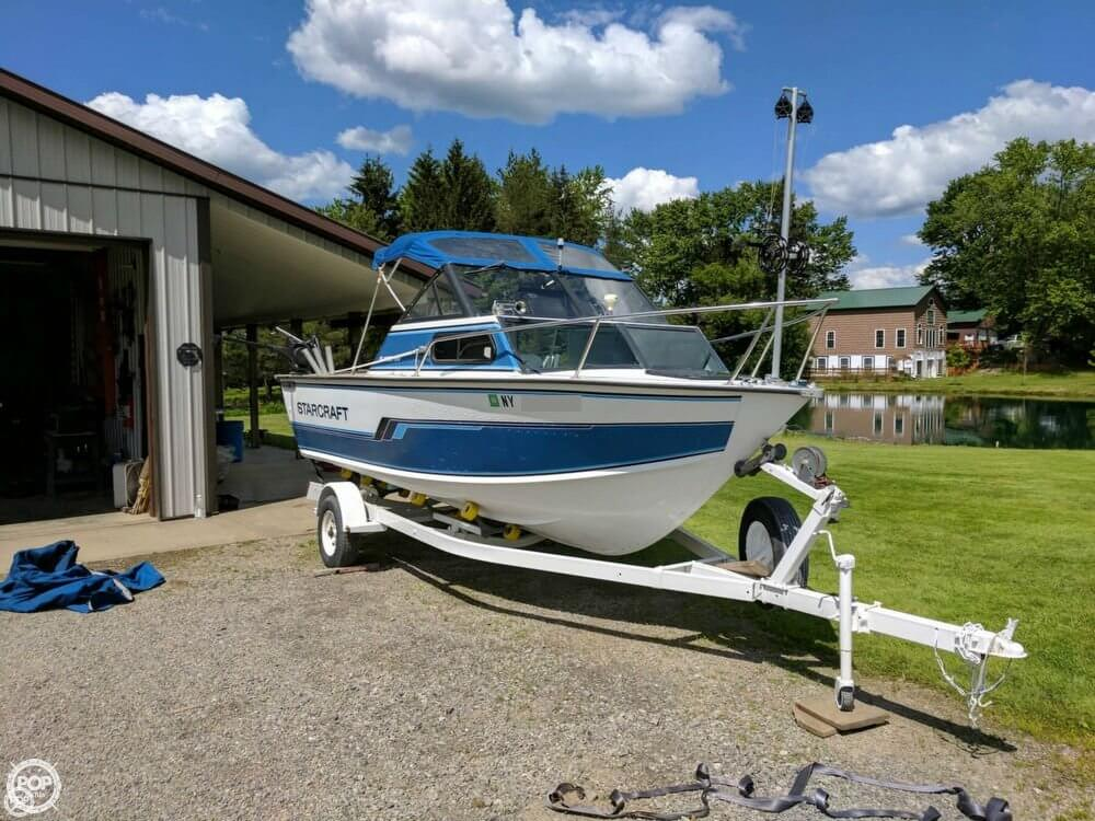 Starcraft Islander 191V 1992 Starcraft Islander 191V for sale in North Collins, NY